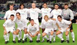Lazio 2001-2002