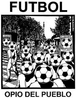 futbol opio pueblo