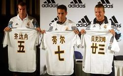 real madrid gira asia 2003