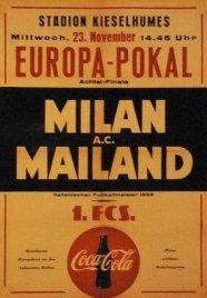 AC Milan-Mailand