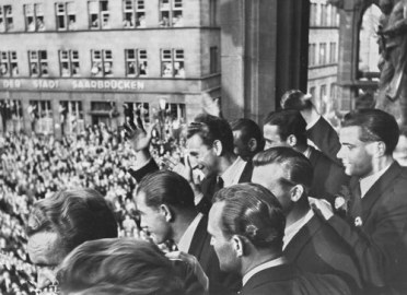 FC Saarbrücken 1950