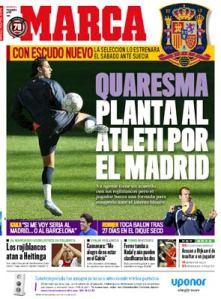Quaresma Real Madrid