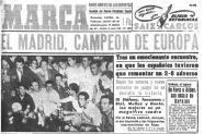 Real Madrid copa de europa 1956