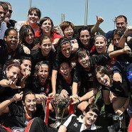 Rayo Vallecano campeón Superliga femenina 2010