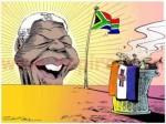 Mandela nueva bandera1994