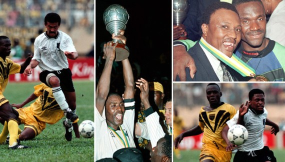 Orlando Pirates vs ASEC Mimosas 1995