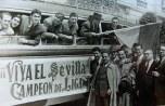 Autobús Campeones Liga 1945