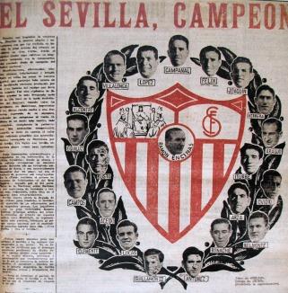Campeones 1945