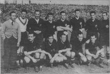 selección española guerra civil